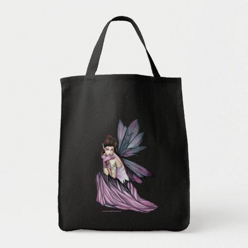 La bolsa de asas de hadas romántica gótica hermosa