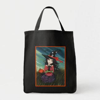 La bolsa de asas de Halloween por Molly Harrison