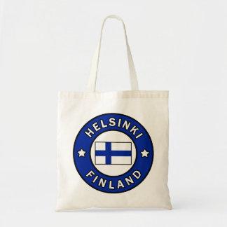 La bolsa de asas de Helsinki Finlandia