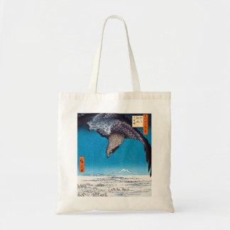La bolsa de asas de Hiroshige Eagle