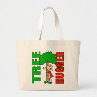 La bolsa de asas de Hugger del árbol