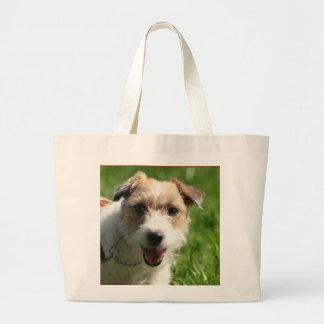 La bolsa de asas de Jack Russell Terrier