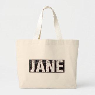La bolsa de asas de JANE