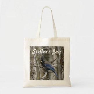 La bolsa de asas de Jay de Steller