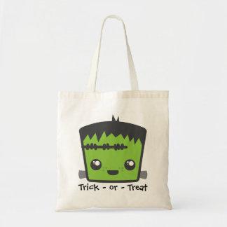 La bolsa de asas de Kawaii Frankenstein