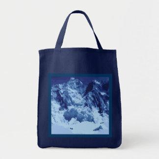 La bolsa de asas de la avalancha