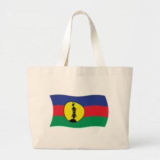 La bolsa de asas de la bandera de la gente de Kana