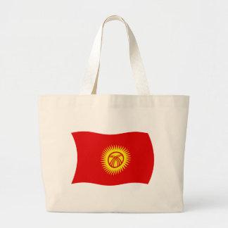 La bolsa de asas de la bandera de la República de