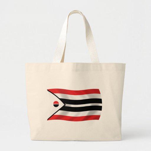 La bolsa de asas de la bandera de la tribu del Ara