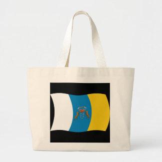La bolsa de asas de la bandera de las islas