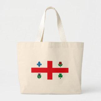 La bolsa de asas de la bandera de Montreal
