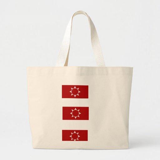 La bolsa de asas de la bandera de Oglala