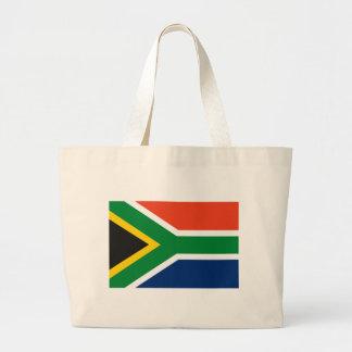 La bolsa de asas de la bandera de Suráfrica