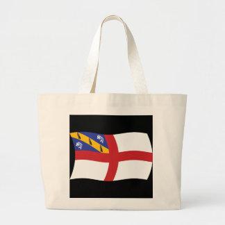 La bolsa de asas de la bandera del Herm