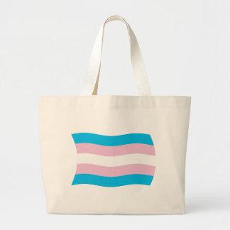La bolsa de asas de la bandera del orgullo del