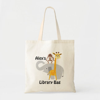 La bolsa de asas de la biblioteca de los animales