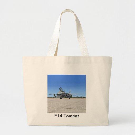 La bolsa de asas de la caza a reacción de F14 Tomc