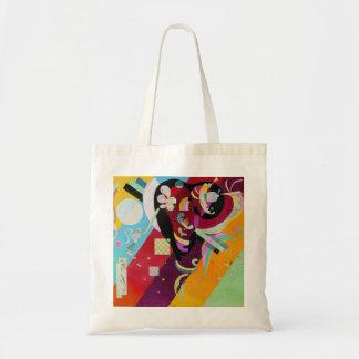 La bolsa de asas de la composición IX de Kandinsky
