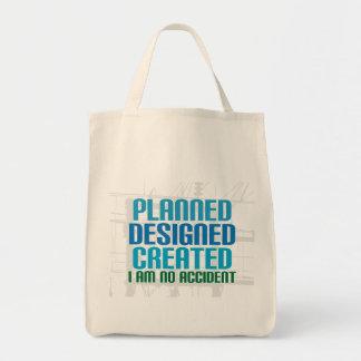 La bolsa de asas de la creación: Planeado diseñado