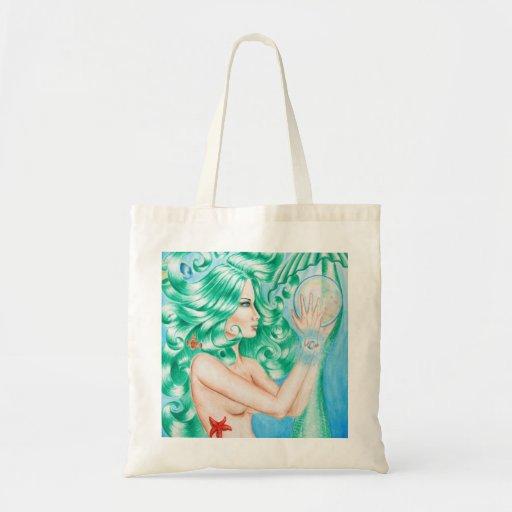 La bolsa de asas de la diosa del agua