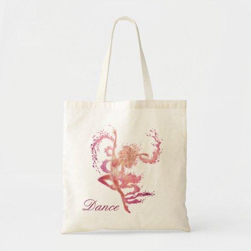 La bolsa de asas de la fantasía de la danza