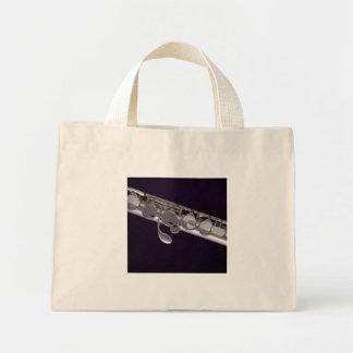 La bolsa de asas de la flauta