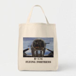 La bolsa de asas de la fortaleza del vuelo de B-17