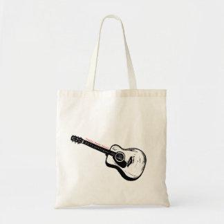 La bolsa de asas de la guitarra acústica de VMS