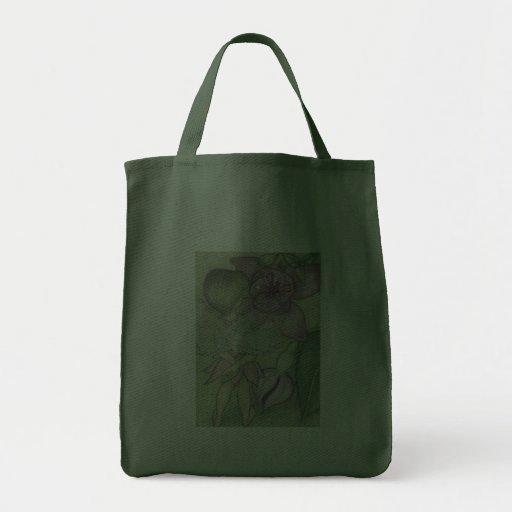 La bolsa de asas de la hada de la flor