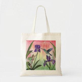 La bolsa de asas de la hada del iris
