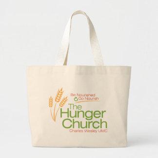 La bolsa de asas de la iglesia del hambre
