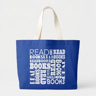 La bolsa de asas de la lectura del bibliotecario