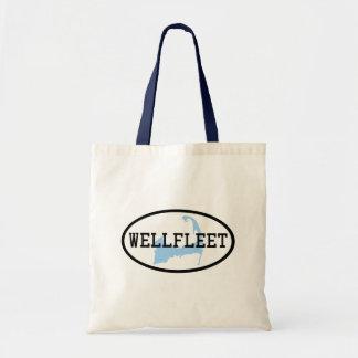 La bolsa de asas de la lona de Wellfleet