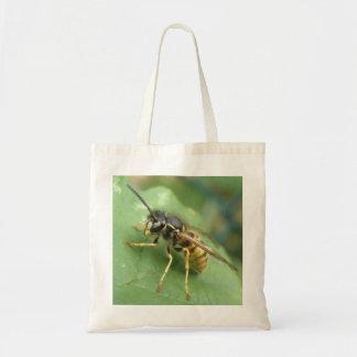 La bolsa de asas de la macro de Hoverfly