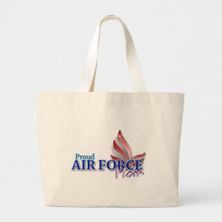 La bolsa de asas de la mamá de la fuerza aérea de