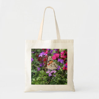 La bolsa de asas de la mariposa