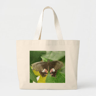 La bolsa de asas de la mariposa de Swallowtail del