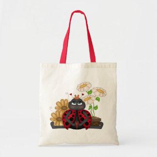 La bolsa de asas de la mariquita
