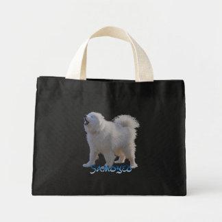 La bolsa de asas de la materia del mascota de los