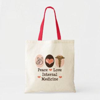 La bolsa de asas de la medicina interna del amor