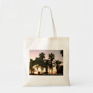 La bolsa de asas de la muestra de Santa Mónica