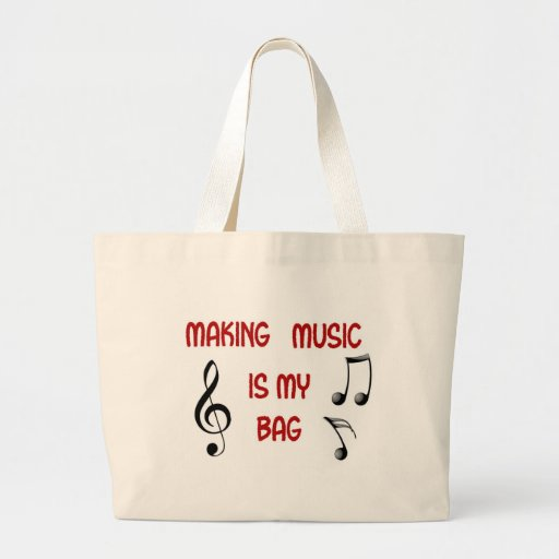 La bolsa de asas   de la música