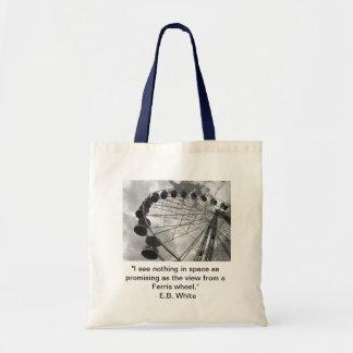 La bolsa de asas de la noria