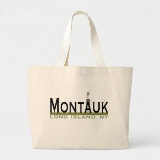 La bolsa de asas de la obra clásica de Montauk