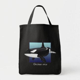 La bolsa de asas de la orca