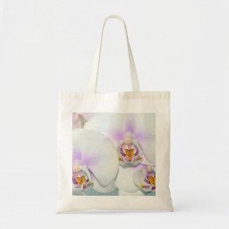 La bolsa de asas de la orquídea