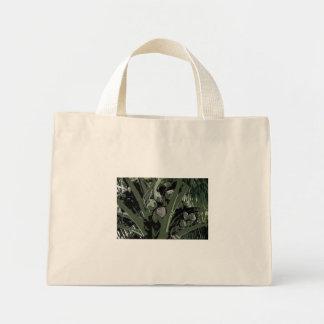 La bolsa de asas de la palma de coco