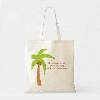 La bolsa de asas de la palmera