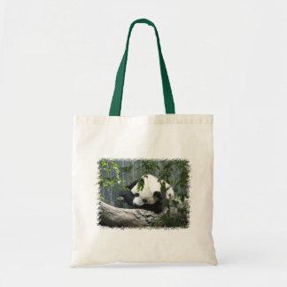 La bolsa de asas de la panda gigante