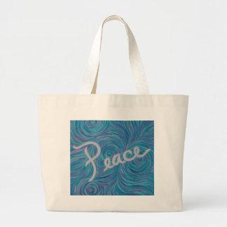 La bolsa de asas de la paz